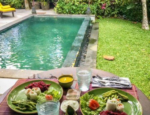Ayurvedic retreat in Bali: Sukhavati